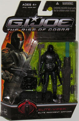 3 3/4 inch, GI Joe - The Rise of Cobra, Elite Viper action figure