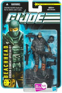 G.I. Joe Pursuit of Cobra Beachhead v2 Action Figure
