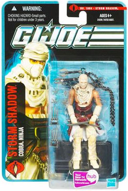 G.I. Joe Pursuit of Cobra Storm Shadow v5 Action Figure